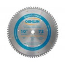 """SOLID SURFACE SAW BLADES 10"""" X 5/8"""" X 72T"""